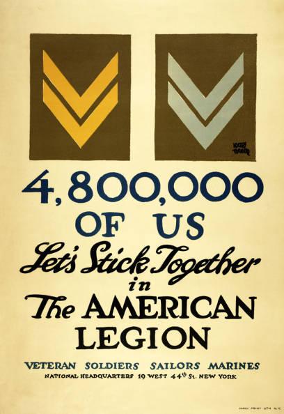 American Legion New Haven Speaker & Dinner Program