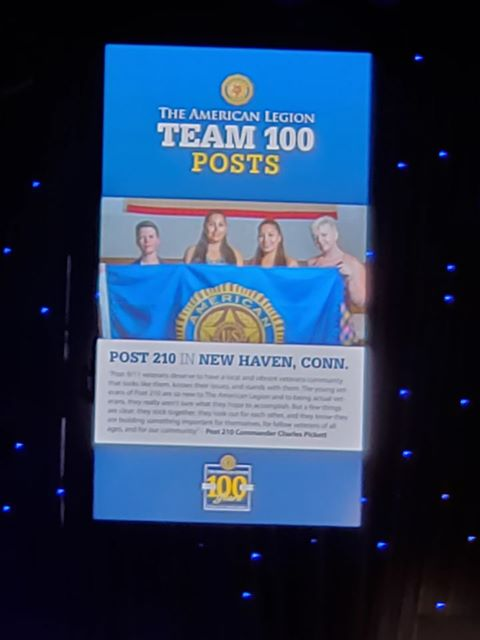 Post 210 Featured at 2019 American Legion Convention