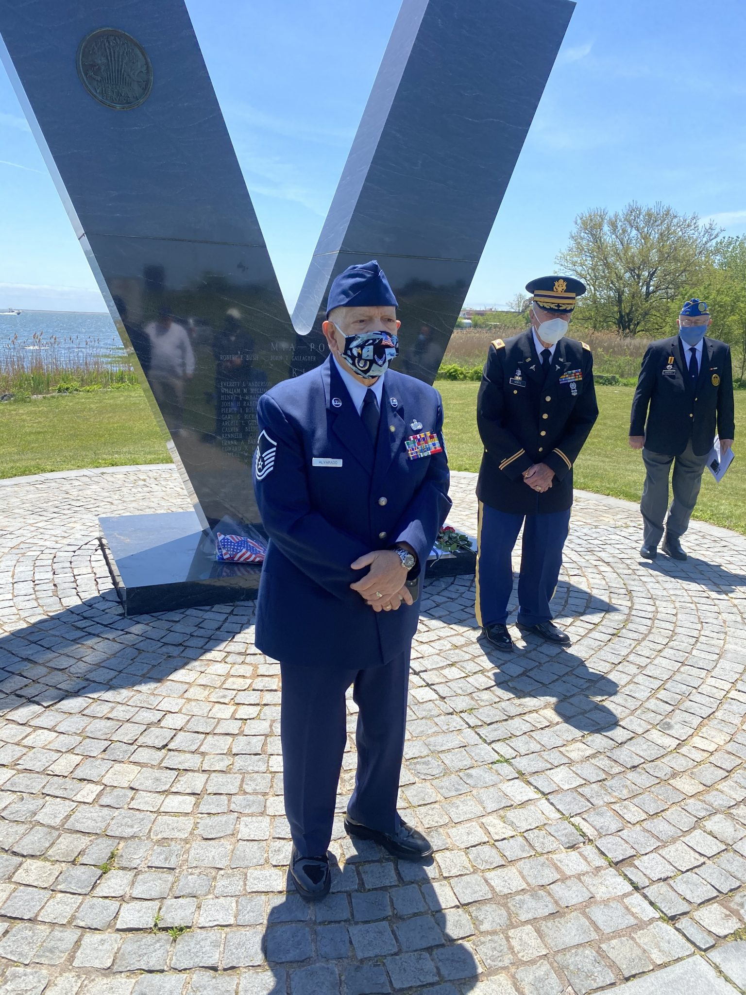 2020 Memorial Day Sunday Wreath Laying (COVID-19)